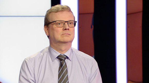 Markku Tervahauta Sannikan haastattelussa