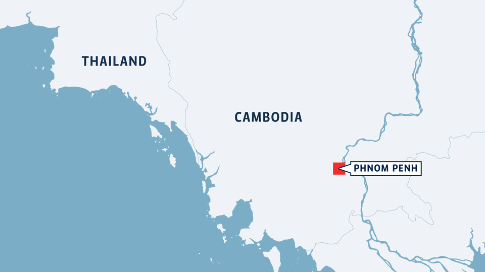 Two Finns killed in traffic accident in Cambodia