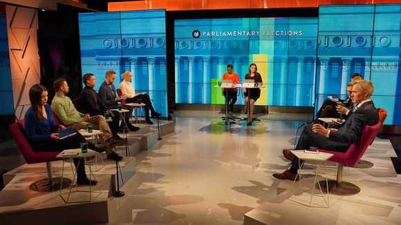 Yle News hosts an election debate on 25 March 2019.