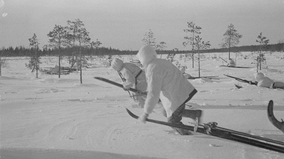 During the Winter War, Finnish forces suffered around 70,000 total casualties.