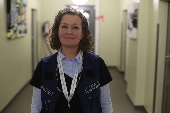Kaisa Tammi-Moilanen, Director of Ojoinen prison.