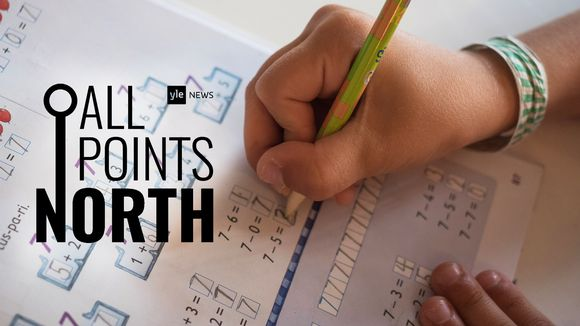 All Points North podcast logo and photo