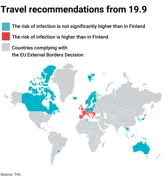 Travel recommendations from 19.9