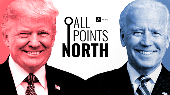 All Points North podcast US Elections episode 2020