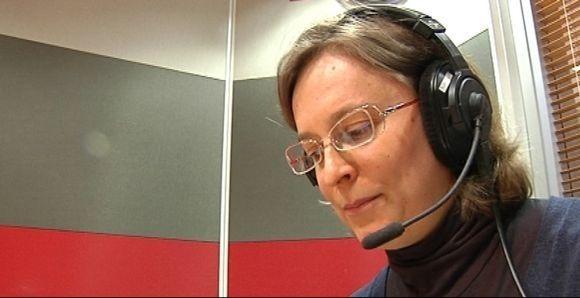 Karelian news broadcasts begin.