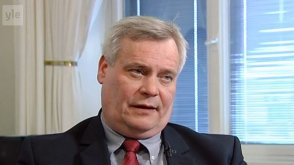 Video: Social Democratic Party chair Antti Rinne