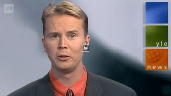 Video: Yle News history, Nicklas Wancke