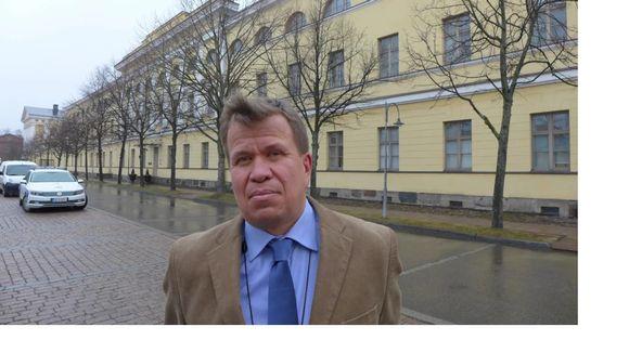 Mikael Långström.