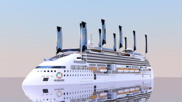 Peace Boat Ecoship Arctech