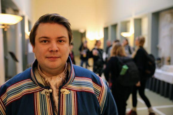 Video: Tuomas Aslak Juuso, Second Vice-Chari of Sámi Parliament