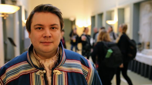 Tuomas Aslak Juuso, Second Vice-Chari of Sámi Parliament