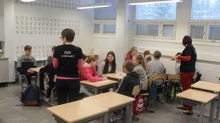 Школа Восточной Финляндии, Йоэнсуу
