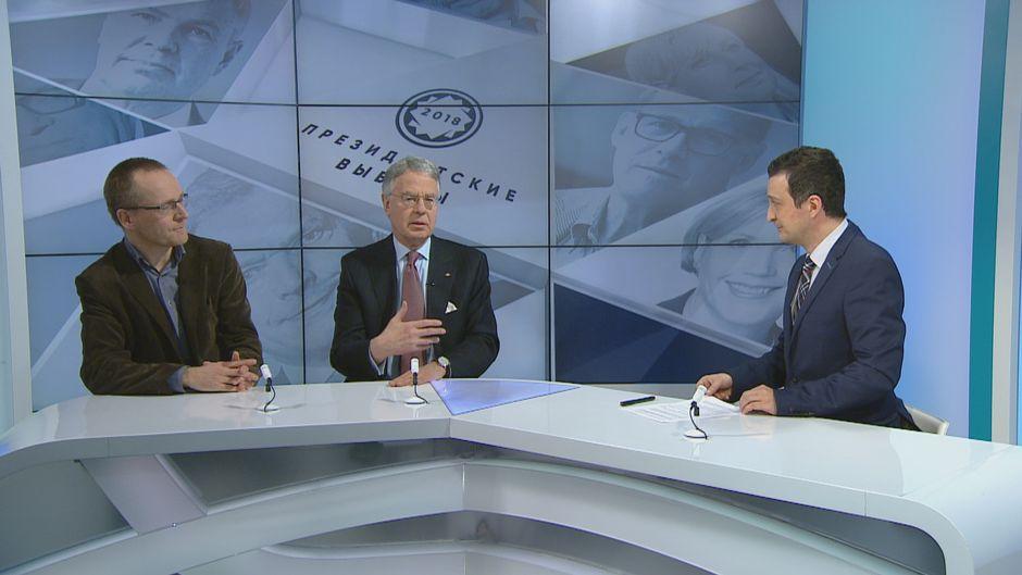 Видео: vaalikeskustelu