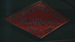Helsingin konepaja veturi