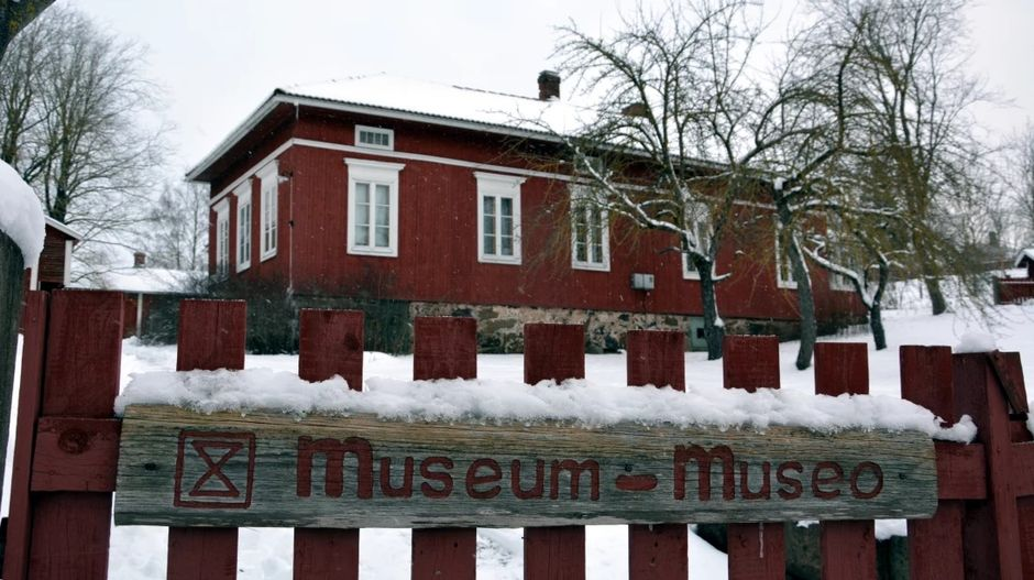 Paraisten kotiseutumuseo