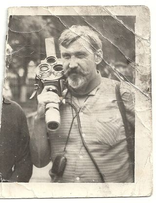 Жеребцов Анатолий Павлович, дед Полины