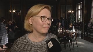 Marja Kynkäänniemi, venäjän kielen opettaja Madetojan lukiosta.