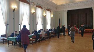 Venäjän suurlähetystö äänestys