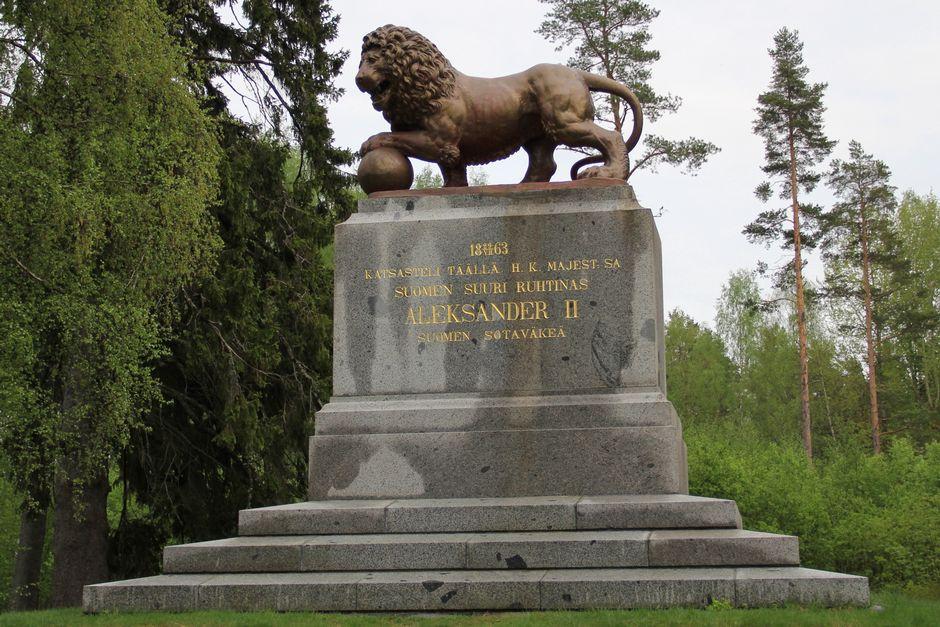 parolan leijona