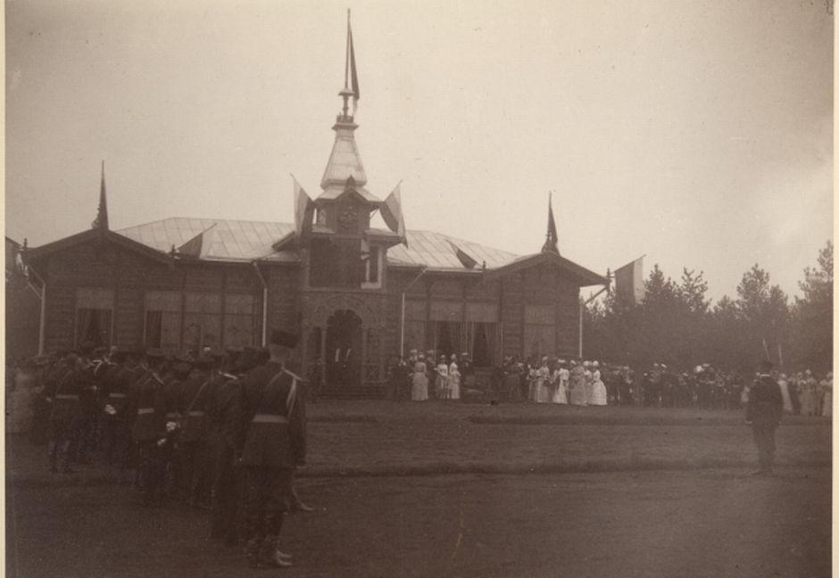 keisarillinen paviljonki