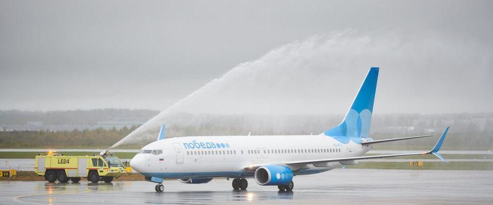 банкротство авиакомпании победа