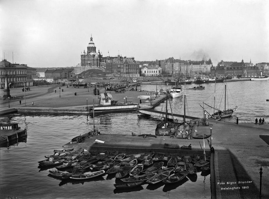 Катаянокка, конец 19-го века