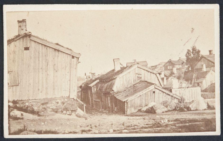Катаянокка в 1868 году