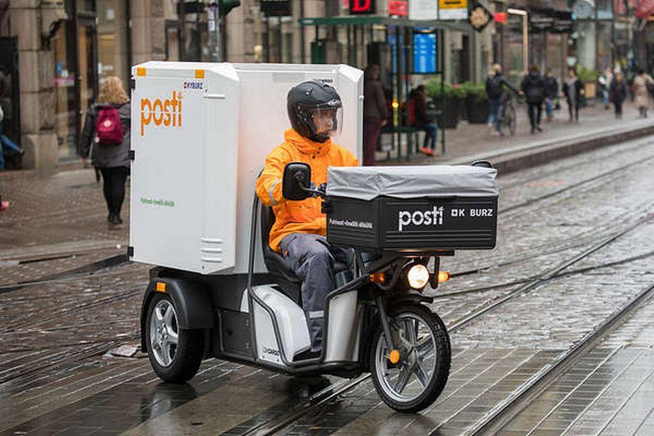 skootteri posti