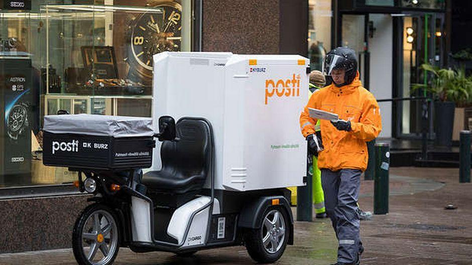 posti skootteri