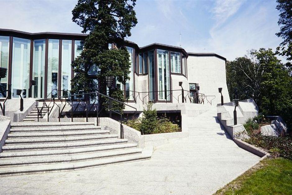 Резиденция действующего президента Мянтюниеми
