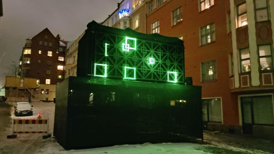 Lux Helsinki 2019 grid