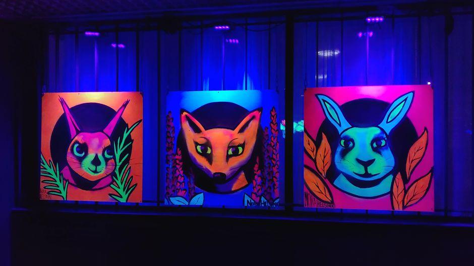 lux helsinki 2019 Ultraviolet Gallery