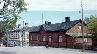 Дома на улице Велламокату, Херманни, снесенные в 1970-х