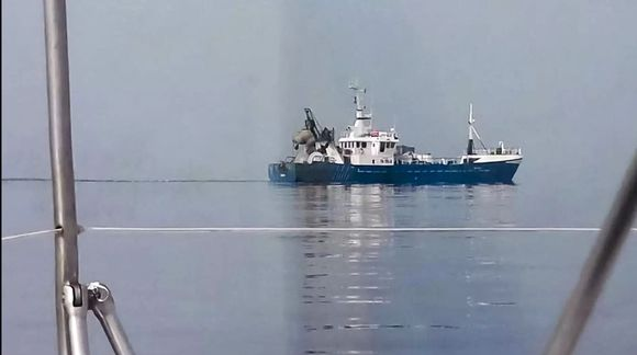 Russia seizes Finnish-flagged fishing trawler