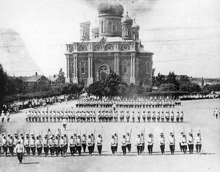Православный собор на острове Суоменлинна