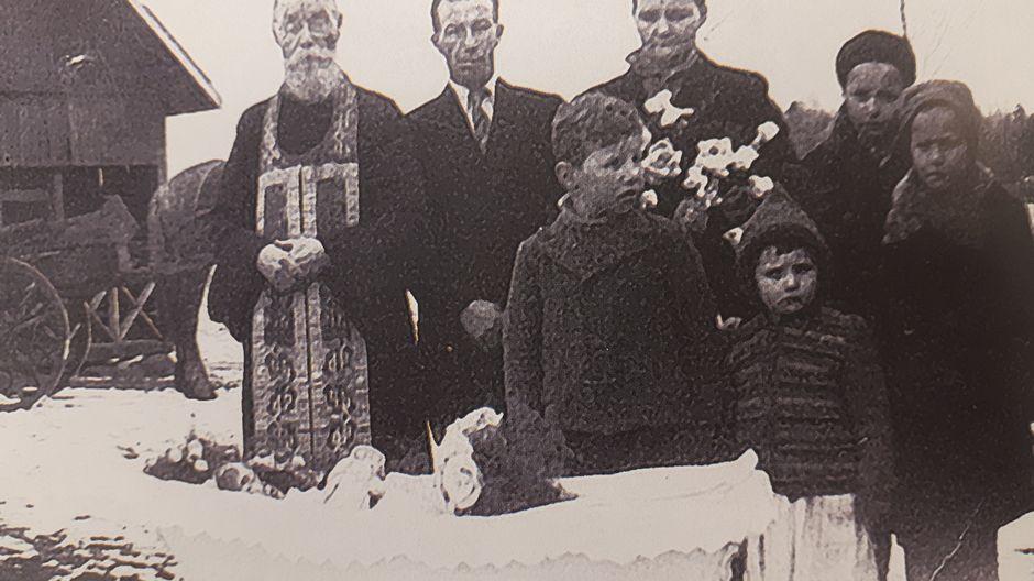 kyyrölä sota hautajaiset