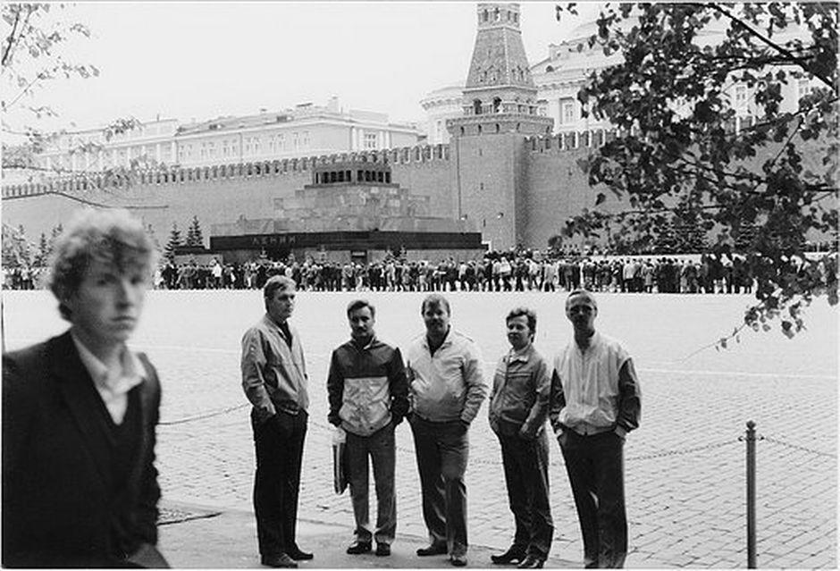 Rakentajia 1985