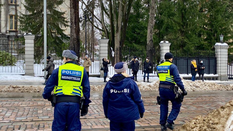 mielenosoitus navalnyj