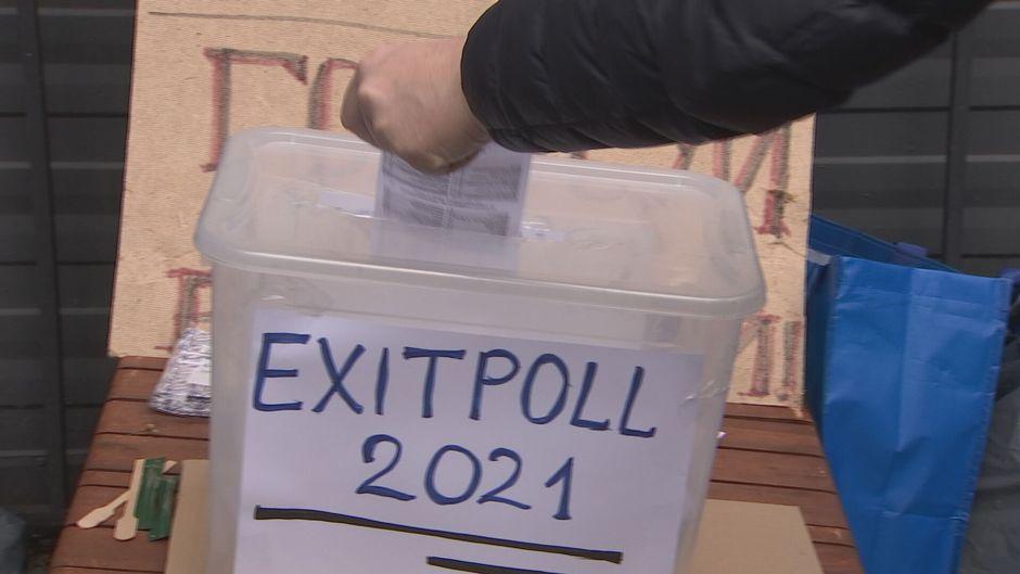 helsinki duuman vaalit 2021 exitpoll ovensuukysely