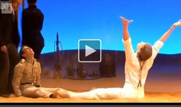 Видео: солист балета