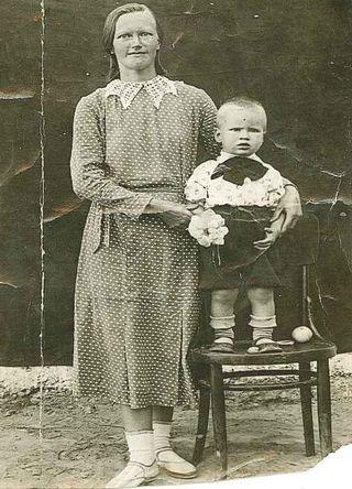 viktor ja äiti