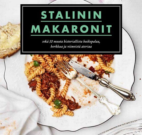 Stalinin makaronit, kirja, Atena, 2015