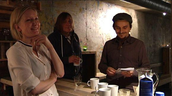 Видео: Елена Спирина, Валттери Симонен и Алексей Янковский. Театр За.