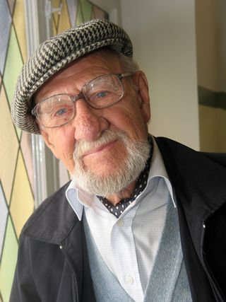 Aleksander Lindeberg vuonna 2007 - kuva Mari Nieminen