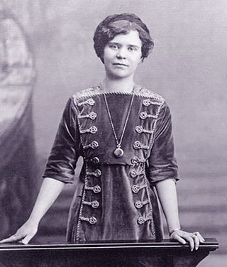 Alma Pihl.