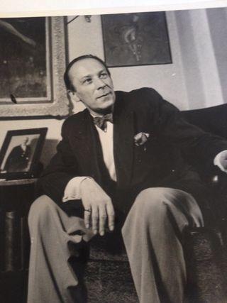 Aleksander Saxelin.