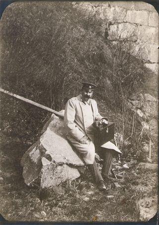 Ivan Timiriasev.