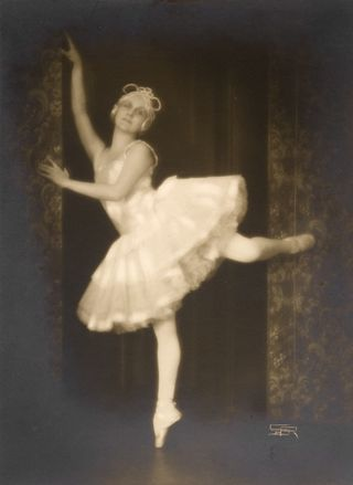 Mary Paischeff.