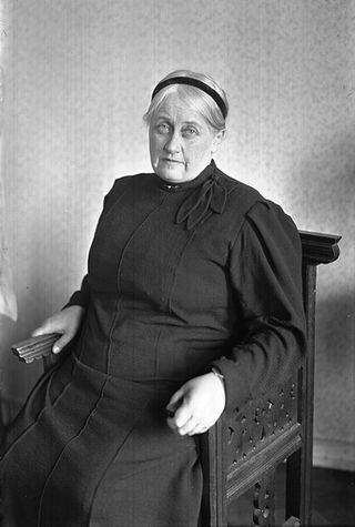 Anna Vyrubova.