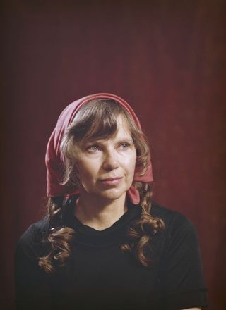 Anja Vammelvuo.